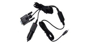 RS232 Fixed End Power Cord